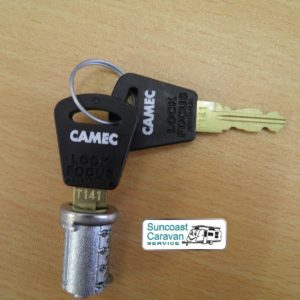 Camec 3P Caravan Door Replacement Keys u0026 Barrel u2013 2 Keys u0026 1 Barrel & Camec Door Lock u0026 Spares - Suncoast Caravan Service pezcame.com
