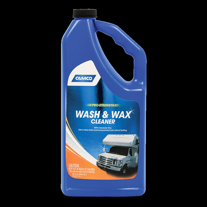 Camco Pro Strength Wash Amp Wax Suncoast Caravan Service