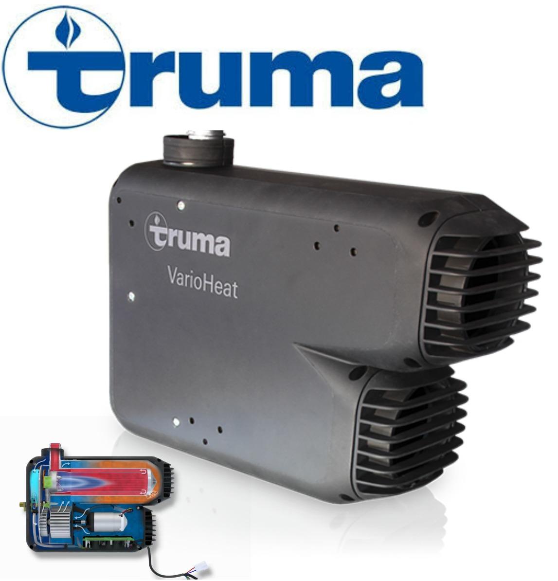 Truma Varioheat Eco Gas Heater Free Freight Suncoast Caravan Service Electrical Wiring Regulations