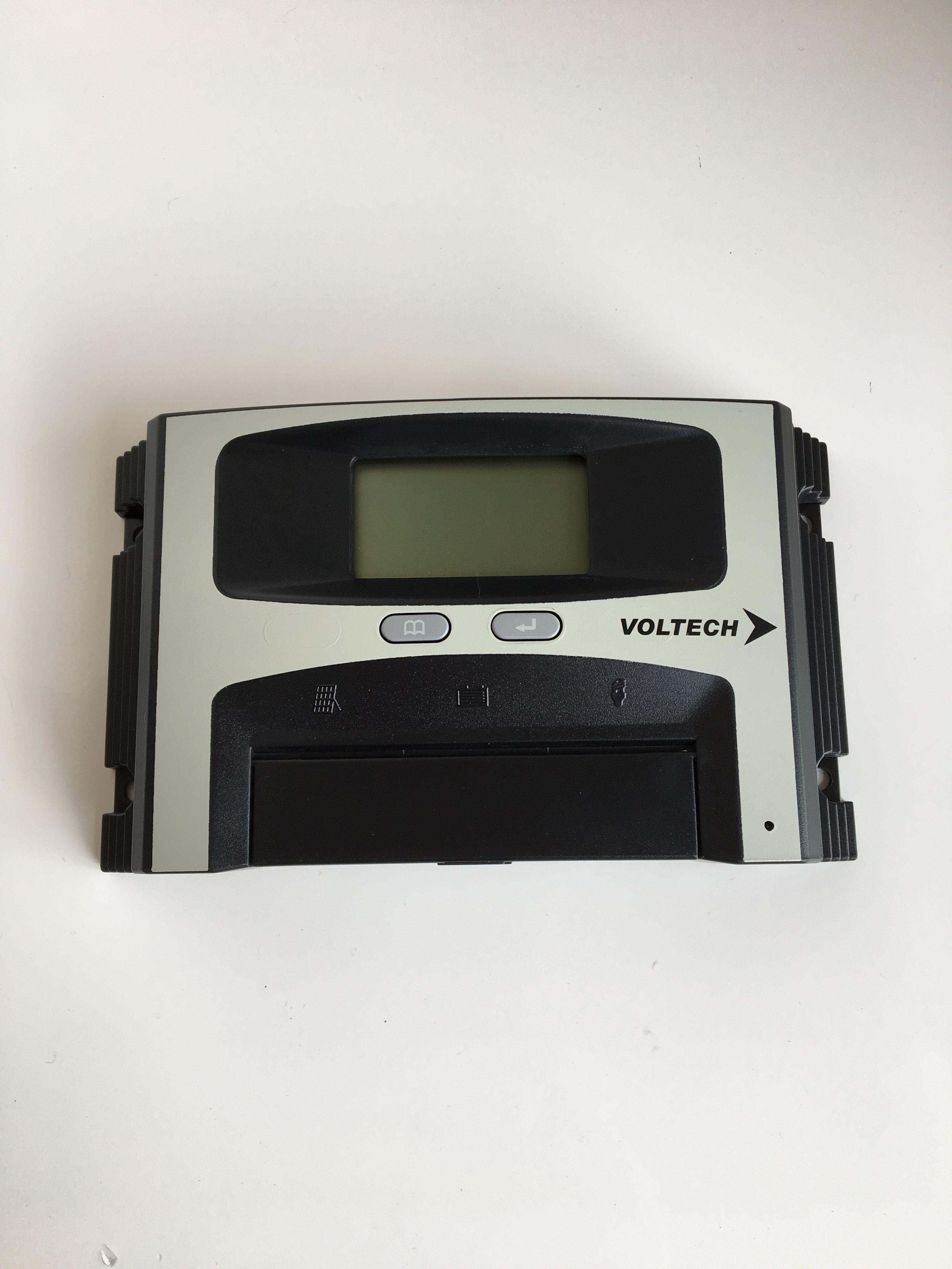 Voltech 30 Amp Solar Charge Controller Suncoast Caravan