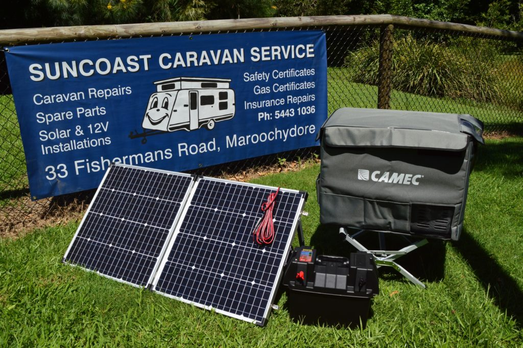 Camec Lifestyle Package Suncoast Caravan Service