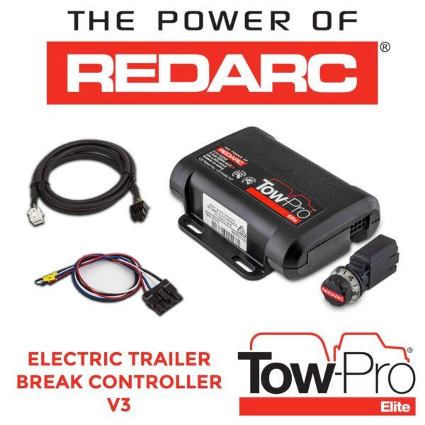 Redarc Tow Pro Elite V3 Electric Trailer Break Controller
