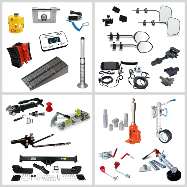 Chassis & Towing Accessories