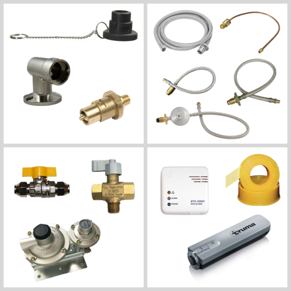 Gas Components & Accessories