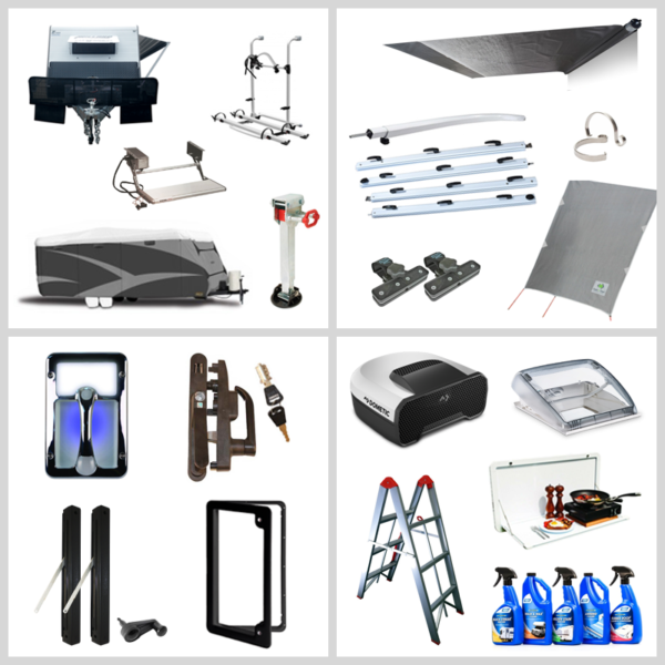 RV Hardware & Accessories