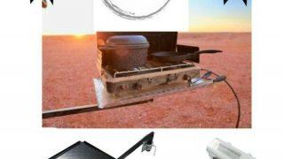 BBQARM-Black-850mm-Arm-Large-Black-Tray-Universal-Drawbar-Mount-Caravan-Weber-333117130520