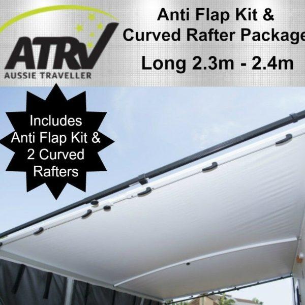 Fiamma Fast Clip System Suits F45 F65 Awning Anti Flap Kit