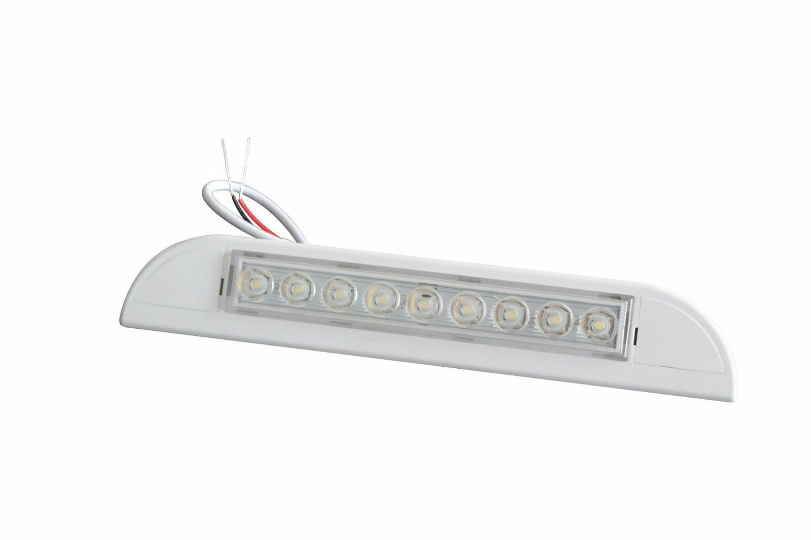 Tra 231mm White 12 Volt Waterproof Ip67 Led Awning Light