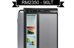 dometic rm2350 3 way 90 litre 12v and 240v gas refrigerator for caravan
