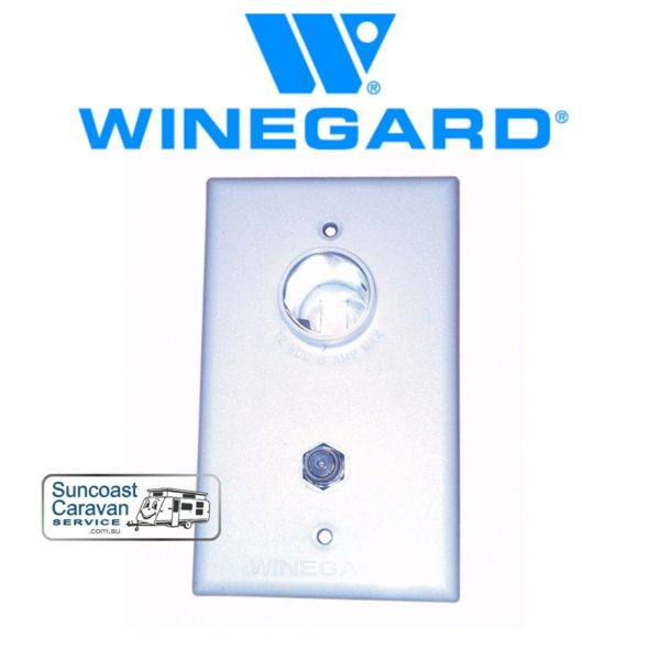 Winegard FreeVision Sensar HV Retrofit Antenna Kit - Caravan